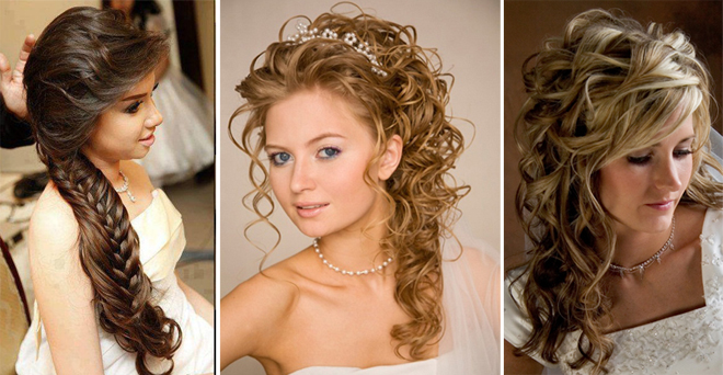 Hair style for Party