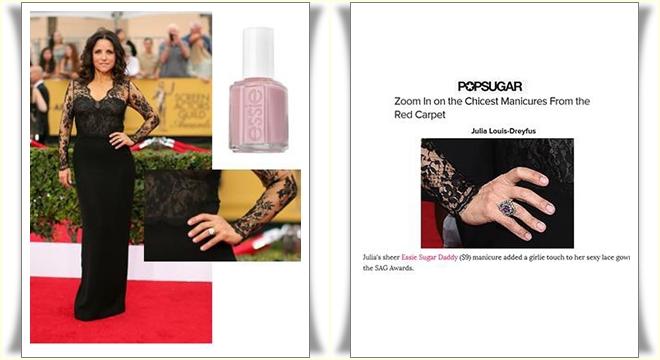 Essie nails styles
