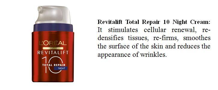 Revitalift Total Repair 10 Night Cream