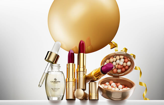 oriflame makeup products