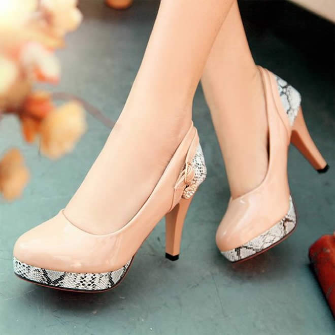 high heels shoes trend