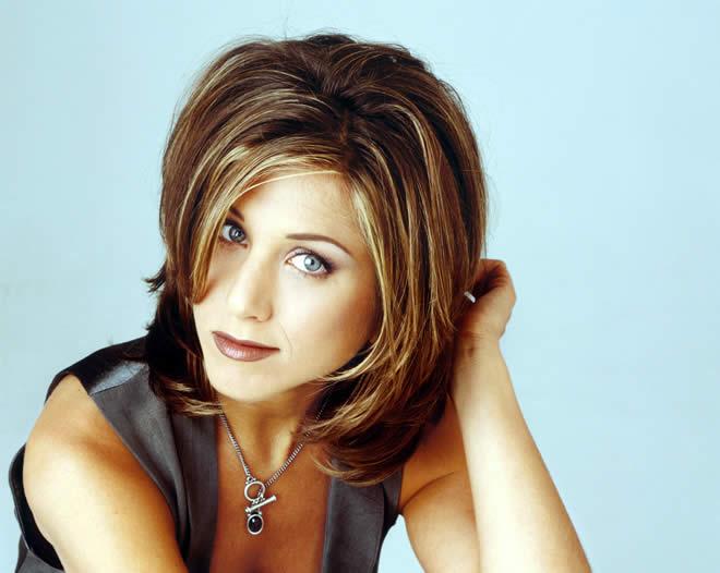 Jennifer Aniston haircut