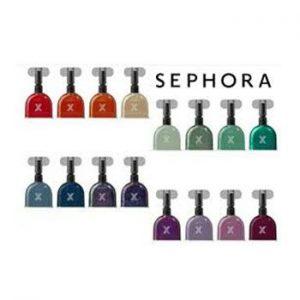 Sephora Nail Polish Pods, One Time Use Nail Enamels