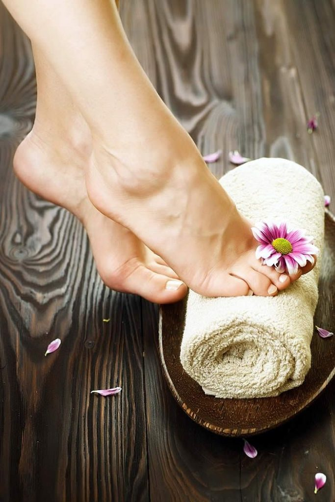 Home Spa Feet Treatment Tips