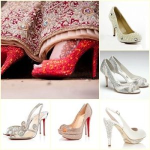 Stylish Winter Bridal Shoes Trends