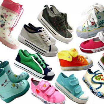 Trendy Kids Shoes