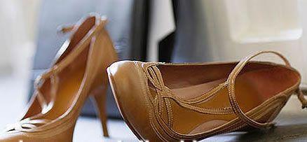 High Heels, a Risk?
