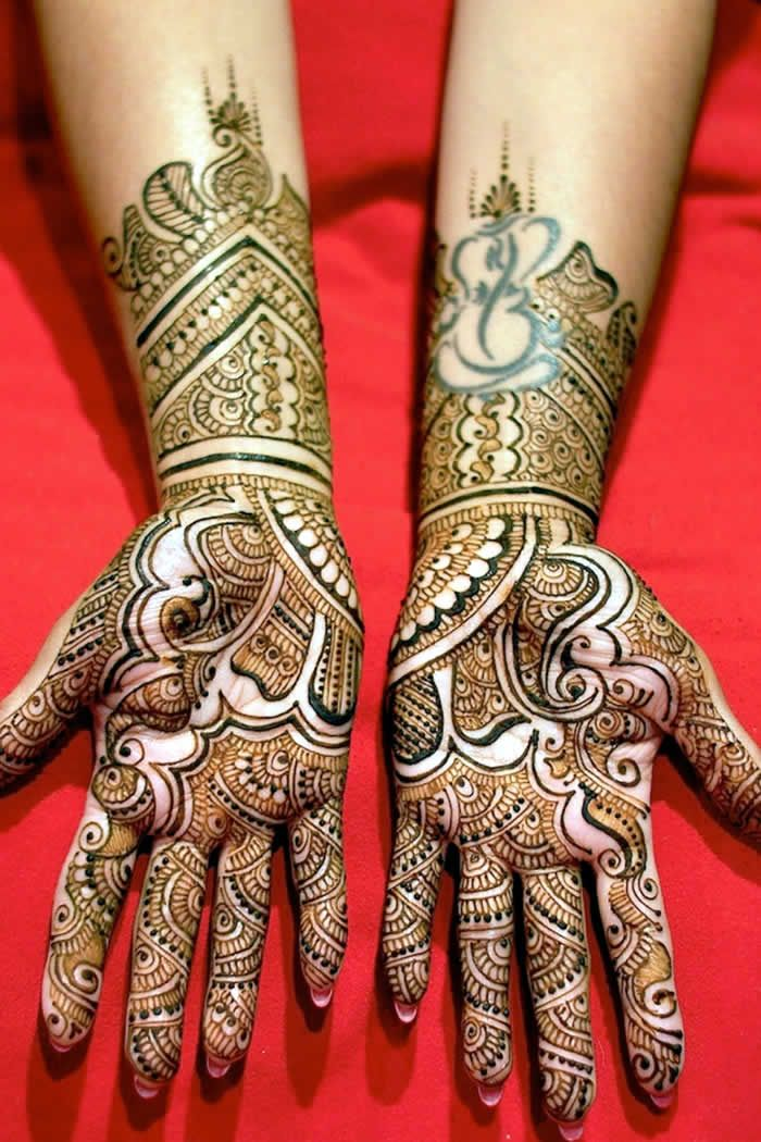 Ways to Ensure That Your Bridal Mehndi is Dark