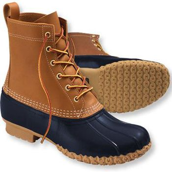 Bean Duck Boots