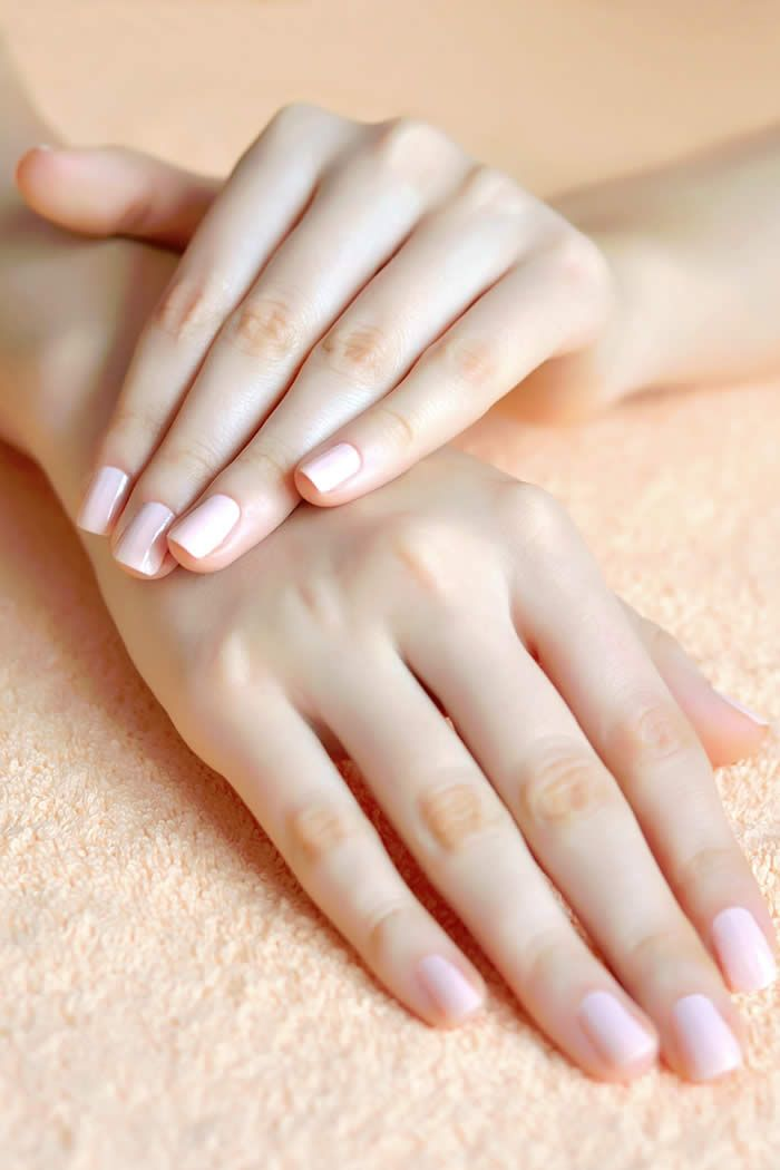 Beauty Tips for Pretty and Healthy Nails