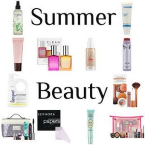 Beauty Products To Combat The Summer Heat