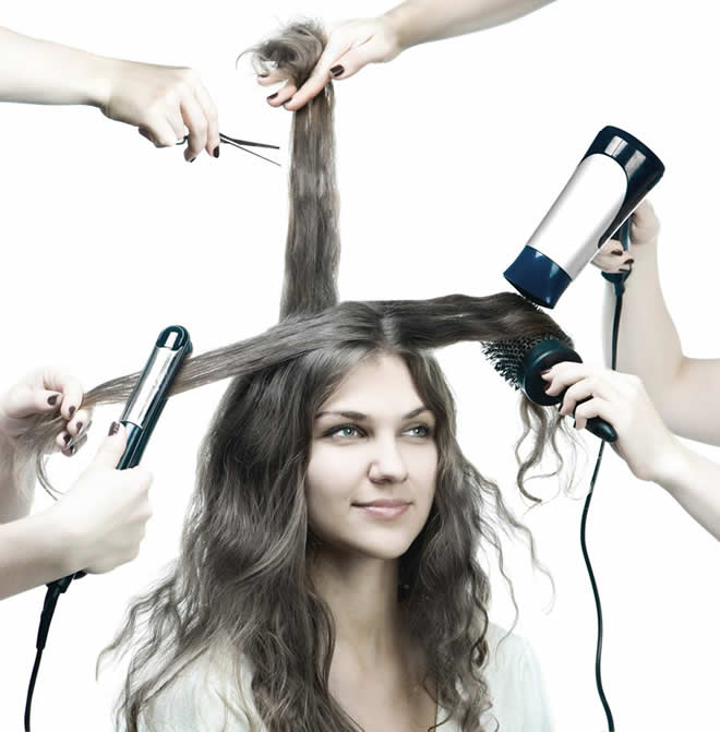 hair care pics