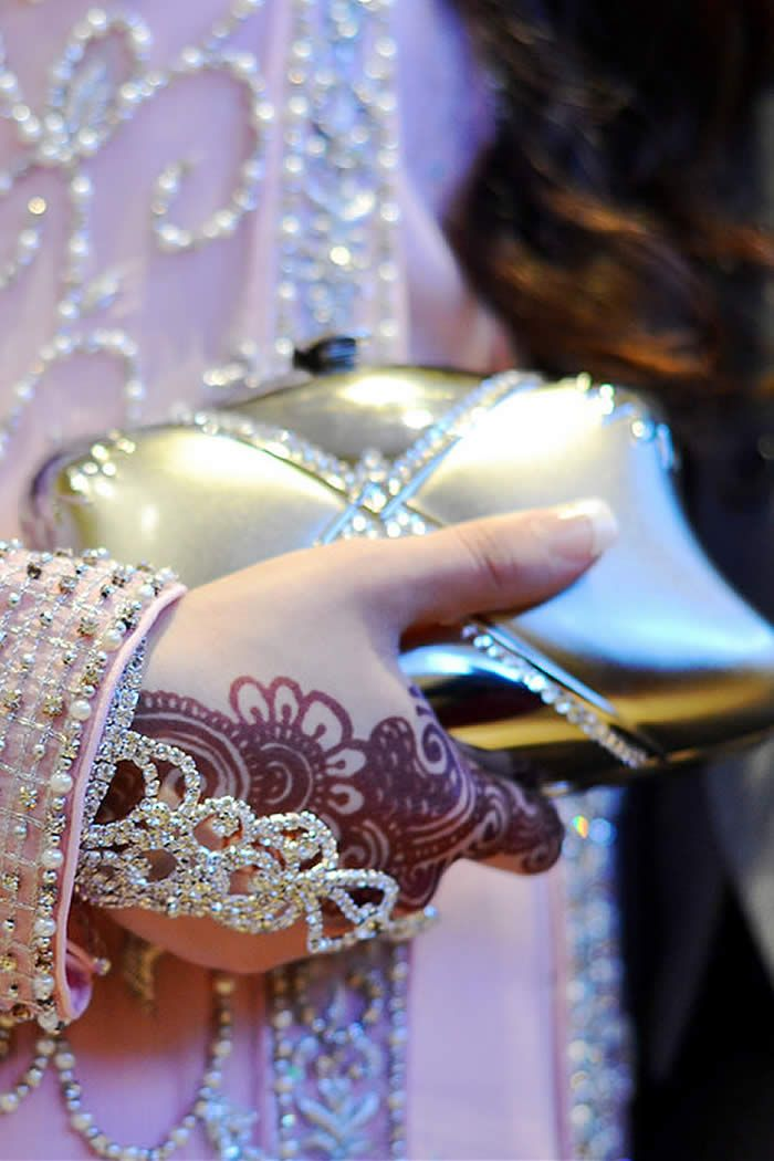 Hand Bags for Brides
