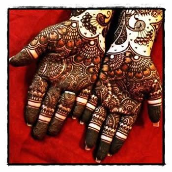 Top Bridal Mehndi Designs for 2015