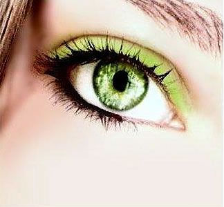 Color your eyes