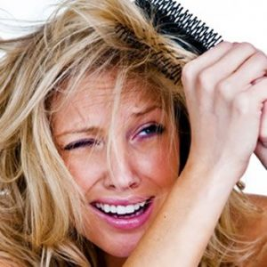 Combat Frizzy Hair with 7 Simple Tips