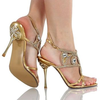 Perfect Shoes Designs For Eid 2015