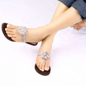 Flat Shoes in Summer