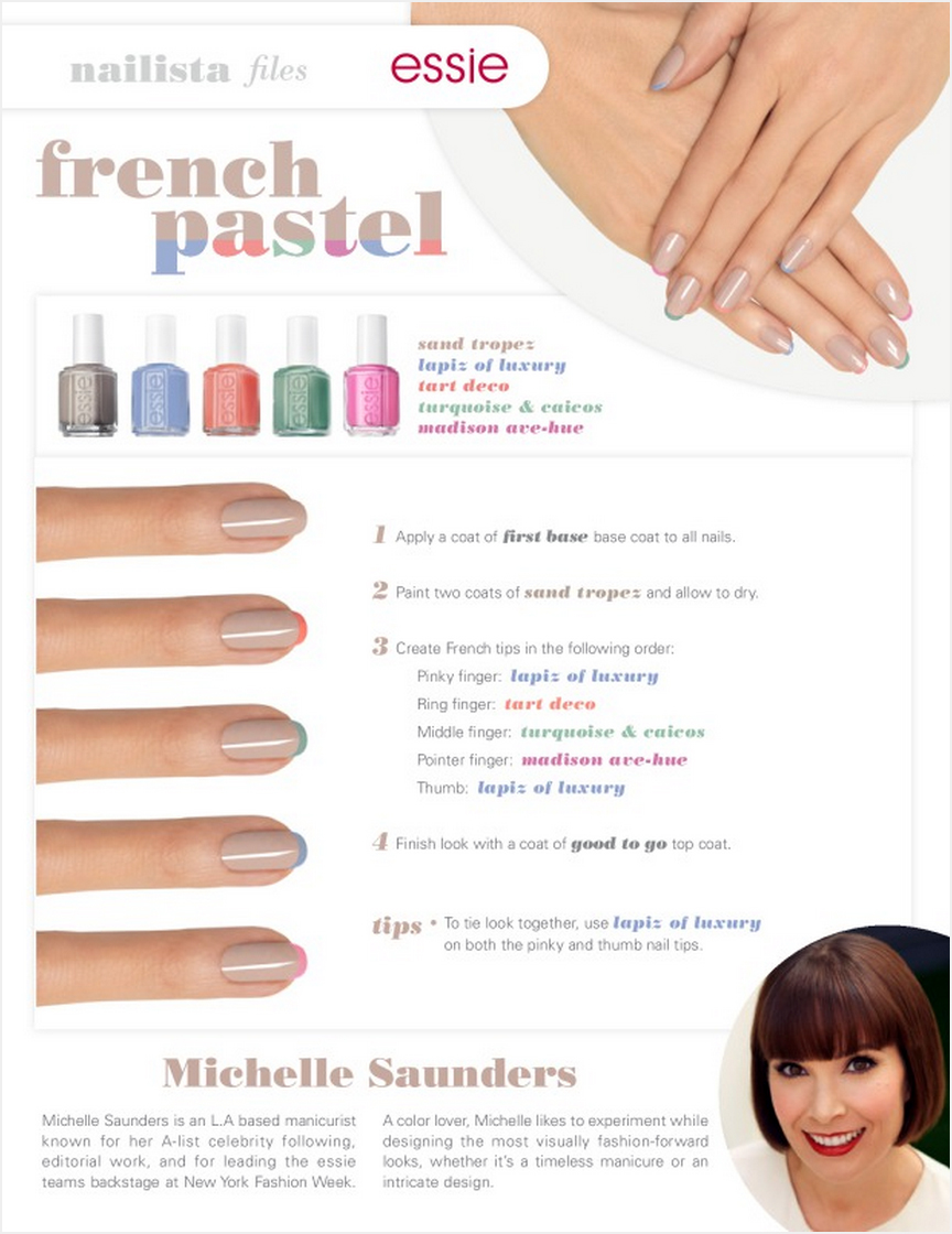 french pastel