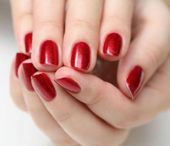 Get stone hard nails