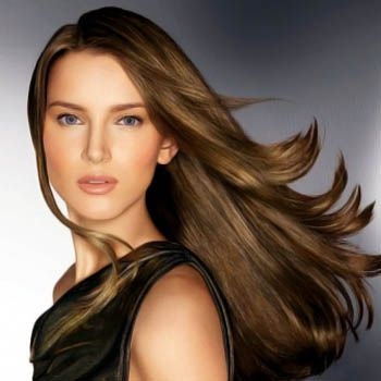 Get Healthy Shiny Hair in Summer