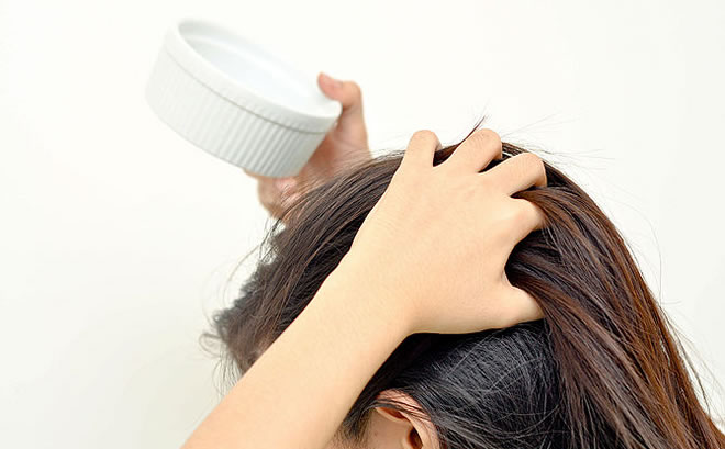 hair mask image
