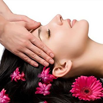 Hair massage is a good way to keep your hair shiny and radiant