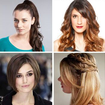 Four Unique Hairstyles to Try at the Office This Month!