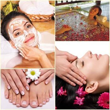 Top 4 Herbal Home Spa Tips