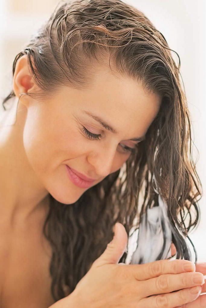 Herbal Hair Care Treatments