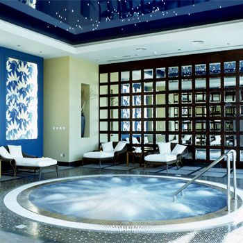 Hot Tub and Relaxation with Hygienic Ways