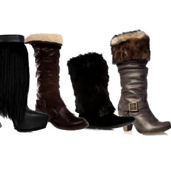 Include the Boots in your Winter Footwear Collection