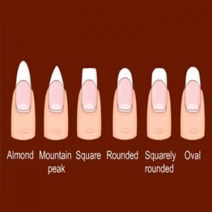 Know Your Personality By The Shape of Your Nails
