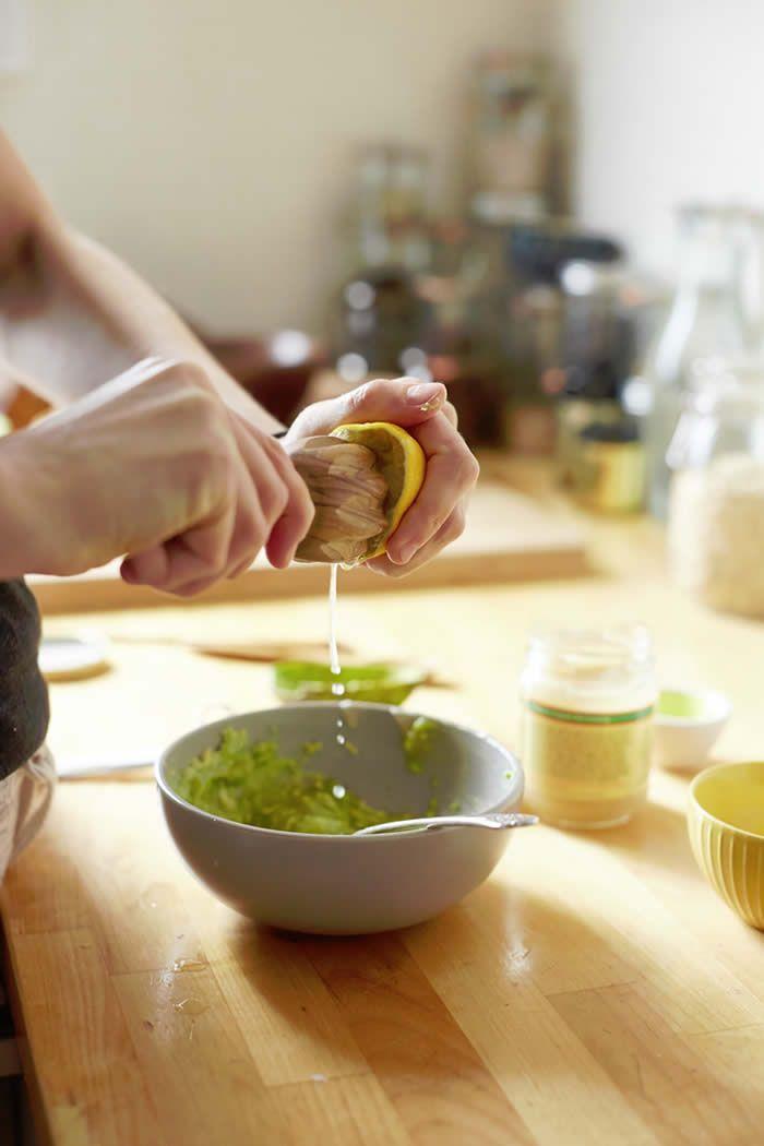 Lemon Homemade Beauty Products