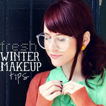 Makeup Tips for Winters