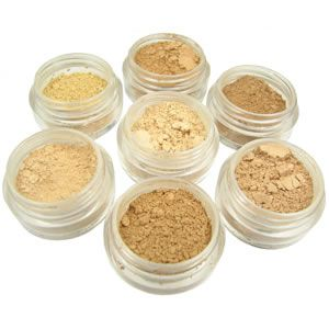 Mineral Make-up Products