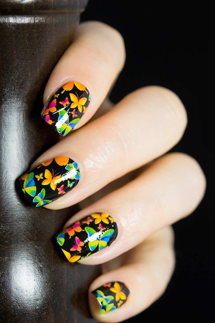 2015 Nail Polish Art Designs