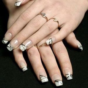 Nail Art... A New Fashion Statement