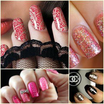 5 Nail Polish Designs for Wedding Season