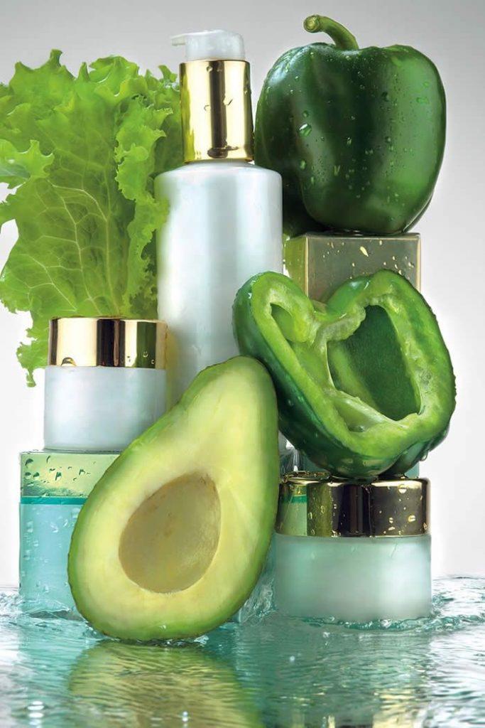 Natural Cosmetics Recipes for Women