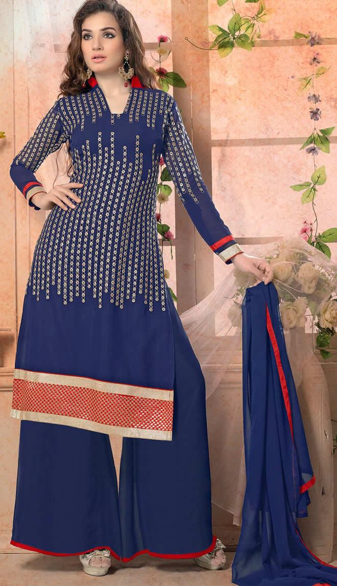 navy blue bridal dresses