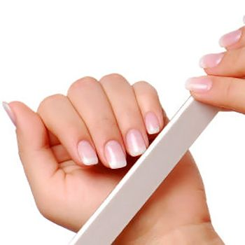 Nourish your nails with a professional manicure