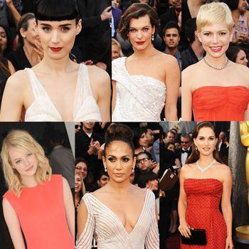 Oscars Hair and Beauty Wrap