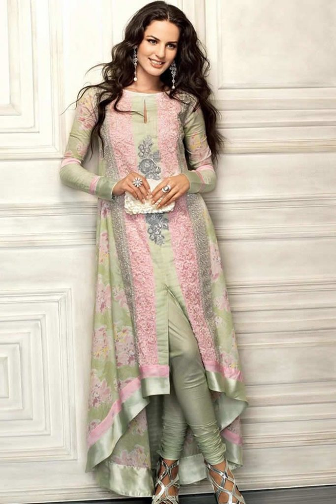 Pakistani Stylish Dresses For Women 2016