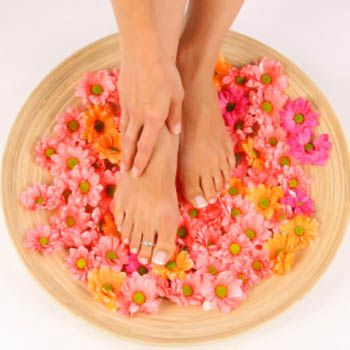 Pamper your feet with Home Foot Spa