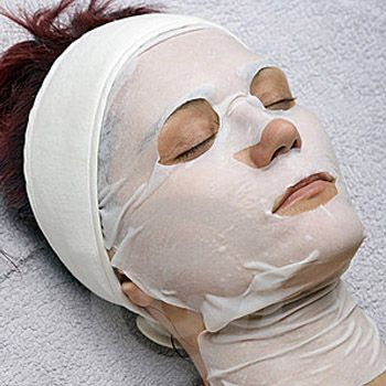 Placenta Face Masks