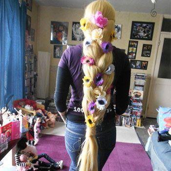 The Rapunzel Braid