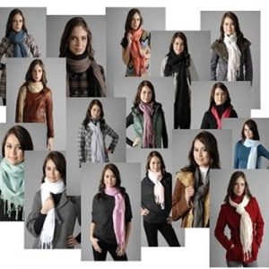 Scarf Style For 2013