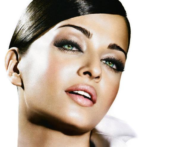 makeup shimmer glow