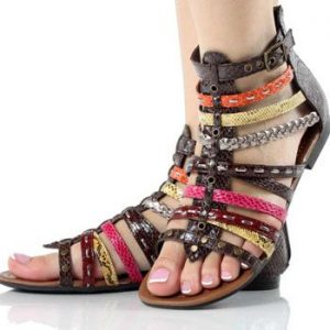 Shoe Style for Summer 2012